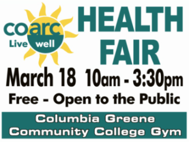 Live Well Community Fair