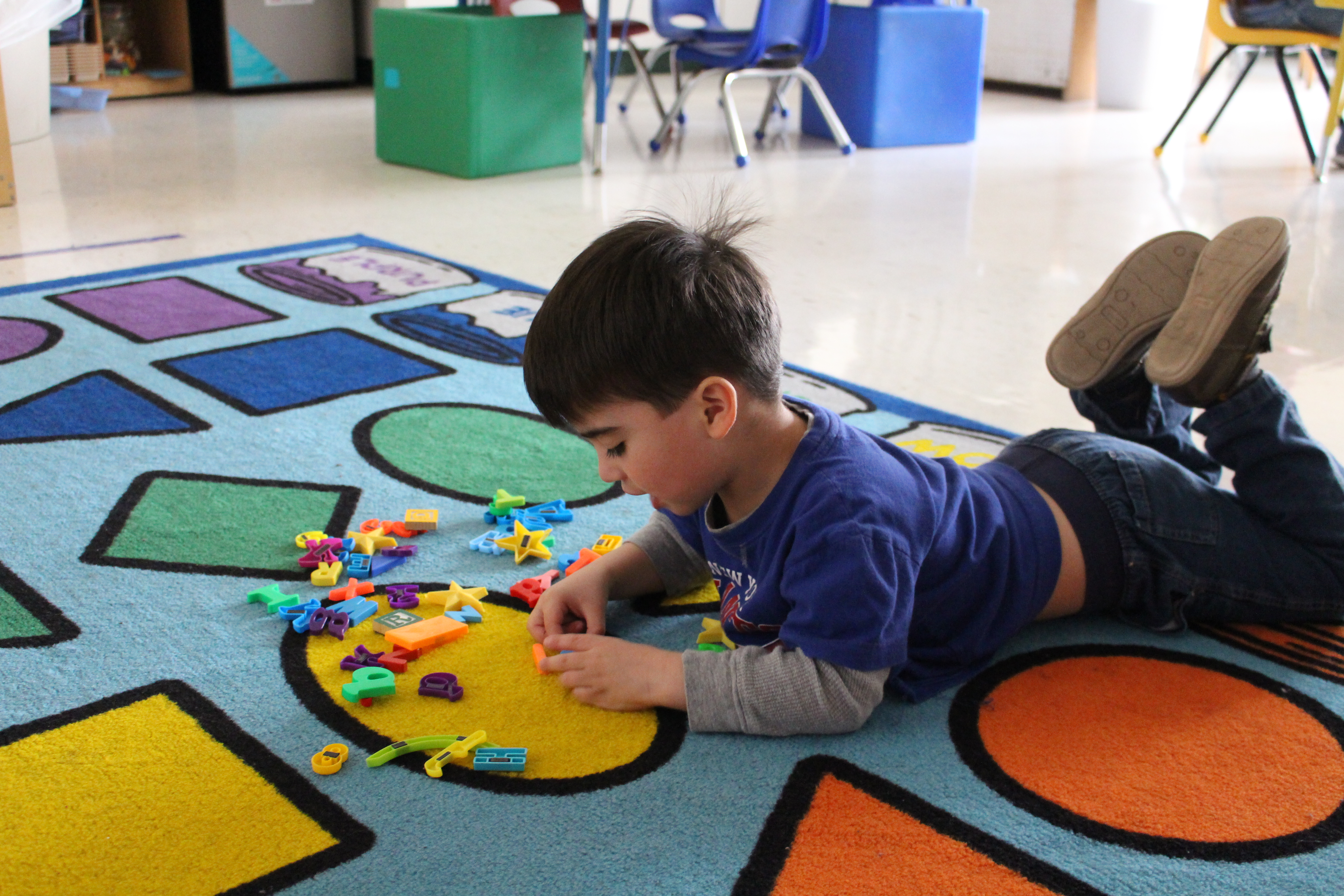 The Starting Place: Preschool