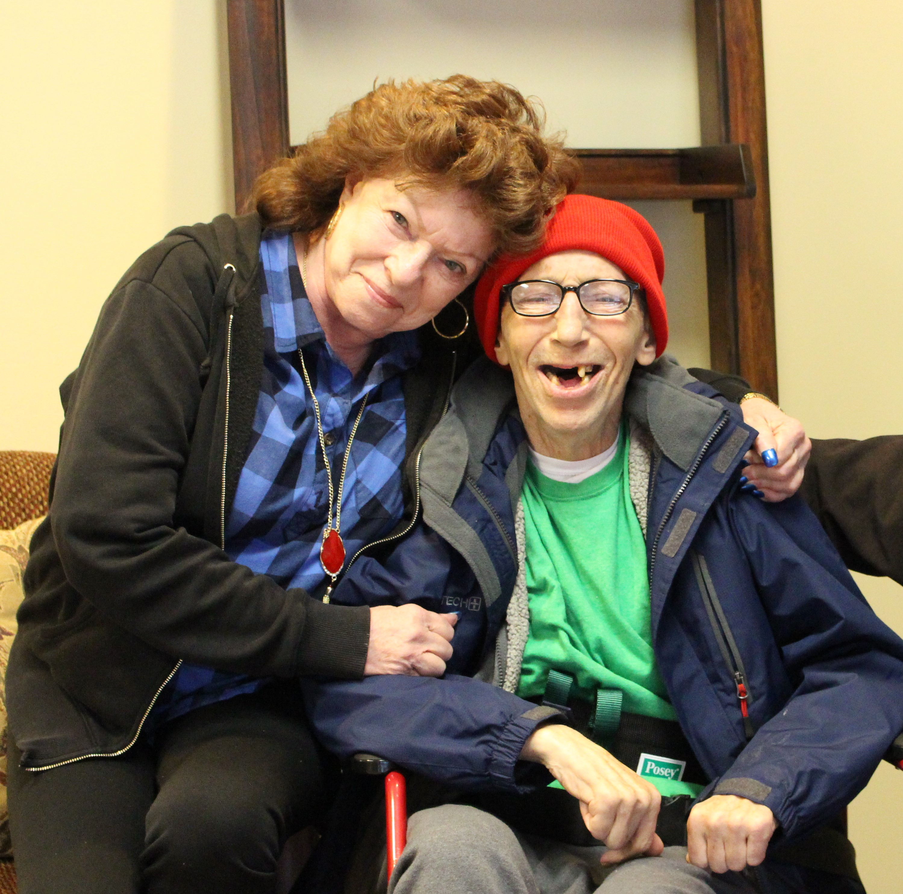 Bernie Fischer and Sister Paula Reunited After 52 Years