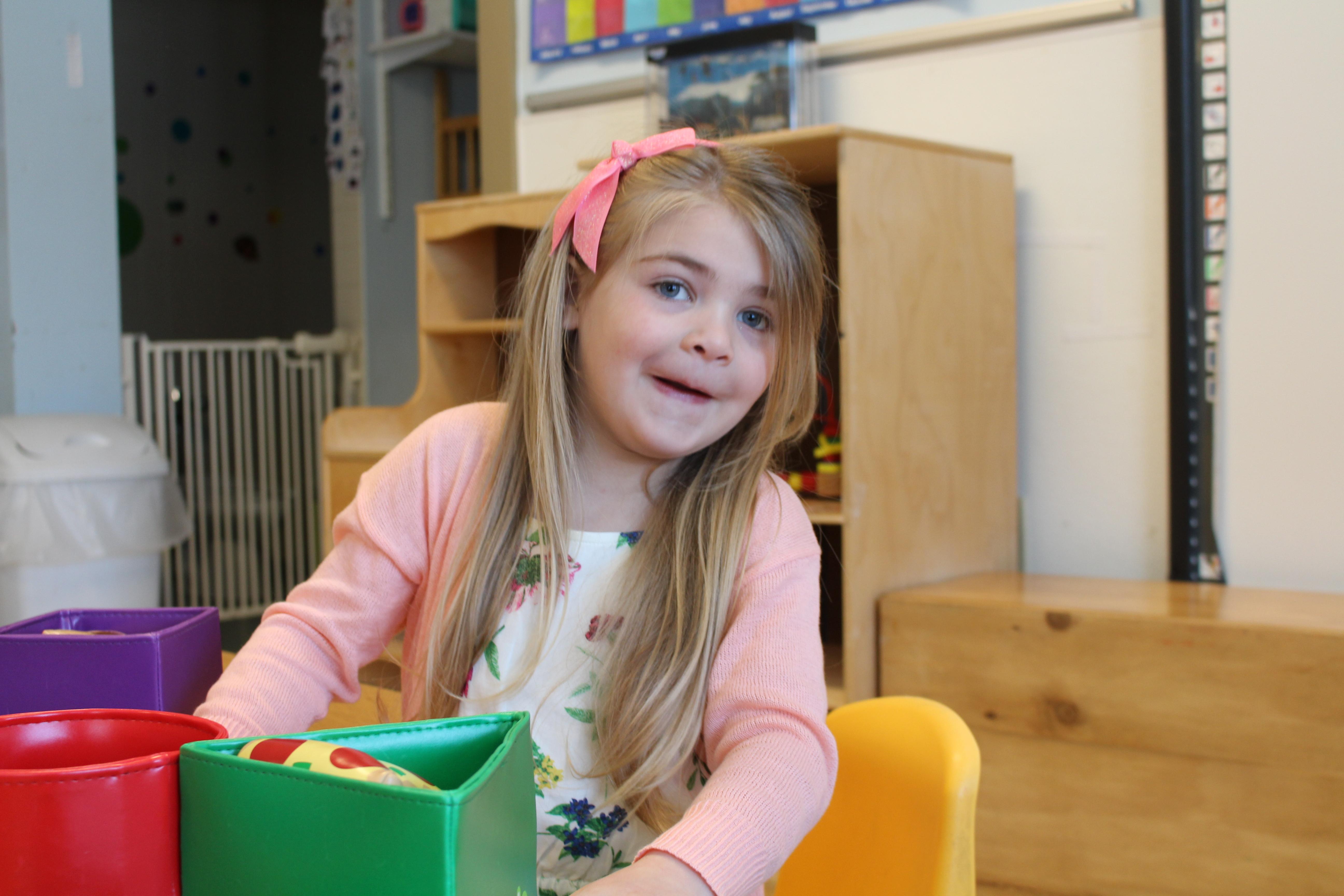 The Starting Place: Preschool